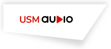 USM Audio Logo
